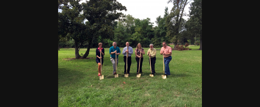 CARC Breaks New Ground in Sulphur